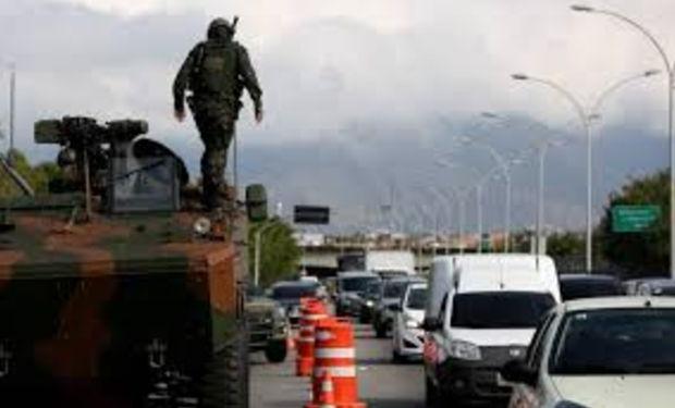 Ações de combate ao roubo de carga no Rio vão até o fim de 2018