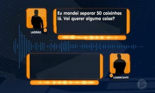 Mercadorias roubadas são vendidas em feirões do crime no RJ
