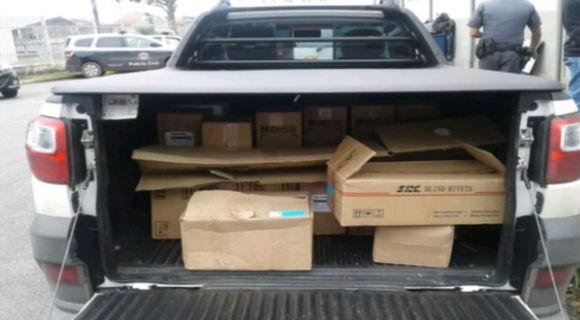 Suzano registra dois casos de roubo de carga em menos de uma hora
