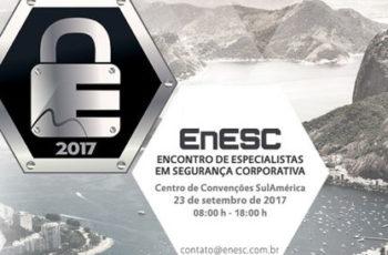 O maior evento de segurança corporativa que o Rio de Janeiro já viu!