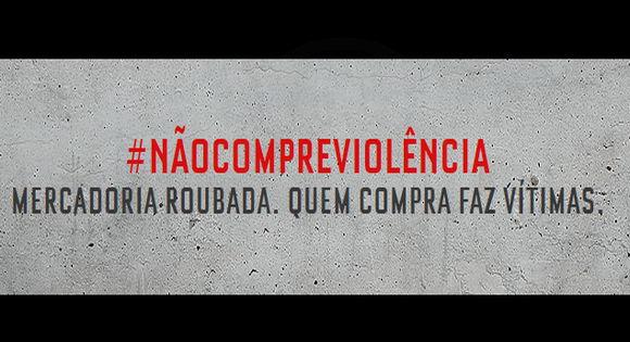 REAGE RIO – NÃO COMPRE VIOLÊNCIA