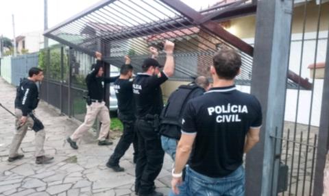 Polícia Civil deflagra segunda fase da Operação Antares no Estado