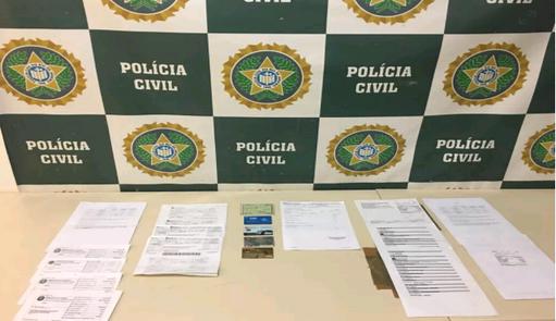 Polícia prende líder de quadrilha de roubo de cargas no Rio