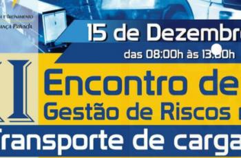 II ENCONTRO DE GESTÃO DE RISCOS NO TRANSPORTE DE CARGAS – RJ