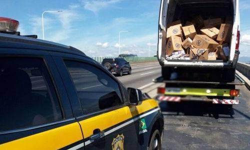 Firjan: roubo de cargas causou prejuízo de R$ 607,1 milhões no RJ, em 2017