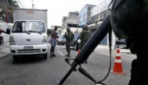 Ocorrências de roubo de carga caem após primeiro dia de operação no Rio