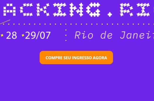 A MAIOR MARATONA DE HACKERS HIGHTECHS DE TODOS OS TEMPOS NO RIO