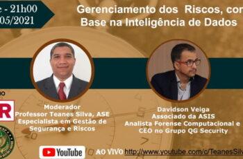 Gerenciamento dos Riscos, com Base na Inteligência de Dados