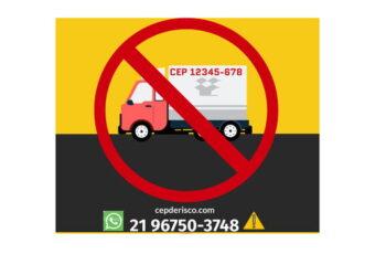 Sua empresa precisa saber se um cep oferece riscos para entregas?