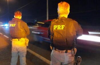 Homem é preso com caminhonete roubada e utilizada para realizar roubo de carga , na Paraíba